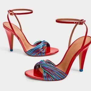 Zara Multi strap Sandals